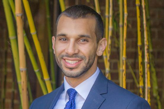 Daniel Andreu, Business Developer for the Midlands Region